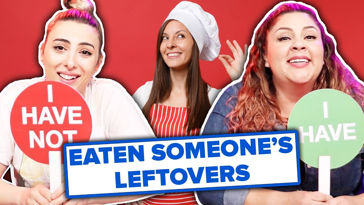 Professional Chefs Play Never Have I Ever thumbnail
