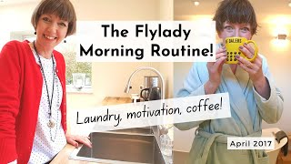 Flylady Diane - My Simple (Flylady) Morning Routine