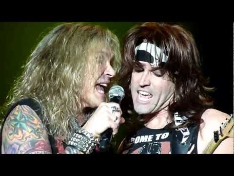 Steel Panther - Tomorrow Night (Live @ The M.E.N Arena, Manchester, UK, Dec 2011) [HD]
