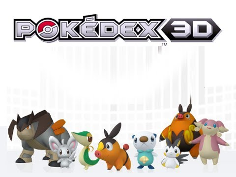 The Pokedex 3DS Walkthrough