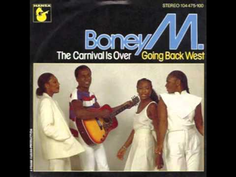 Boney M. - Going Back West