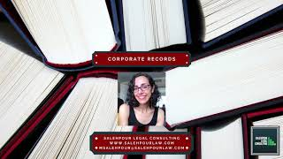 Corporate Records