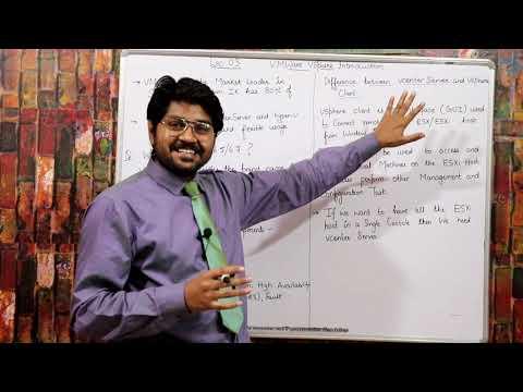 VMware vsphere client and vcentre server-Hindi/Urdu | Lec-03 | VMware Vsphere 6.7 Tutorials