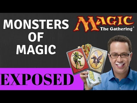 Kids Are Still Not Safe To Play Magic The Gathering