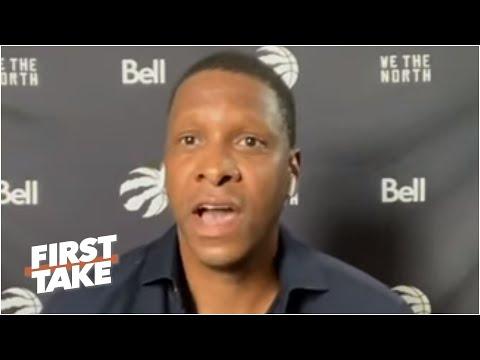 Masai Ujiri on the NBA returning in Orlando & improving diversity in hiring | First Take