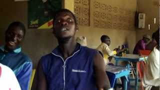 preview picture of video 'Togo - Pays Tamberma Marché de Nadoba - Ambiance'