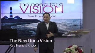 The Need for a Vision
