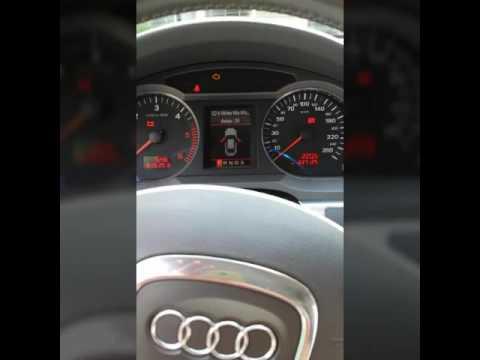 Audi A6 4f 2,7 Gurtschloss Fehler beheben