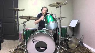 """Abby Normal"" by Moving Mountains Drum Cover"