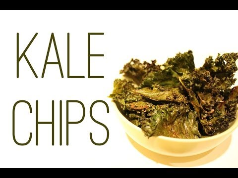 Video How to make the best oven baked kale chips