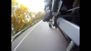 preview picture of video 'Husqvarna 125 smr 2012 ride'