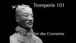 Tromperie 101: L'Art de Dire des Conneries