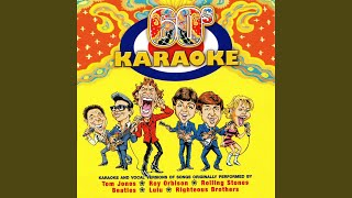 Are You Lonesome Tonight (In The Style of Elvis Presley) (Karaoke Version)
