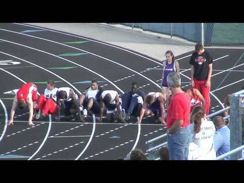 100m 10.37 high school track and field