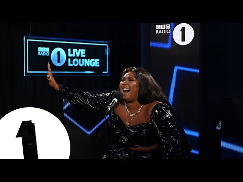 Lizzo - Adore You (Harry Styles Cover) in the Live Lounge