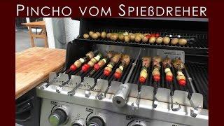 Pincho vom Spießdreher | BBQ & Grill | Deutsche Produktvorstellung & Rezept | 068 |