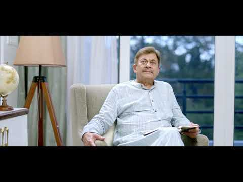 Ogara foods ad with ananthnag sir