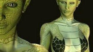 Рептилоиды.  Правящая раса на планете Земля.. Кто они? Документальные фильмы