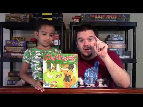 Outfoxed Review with Strategywizard & Nathan