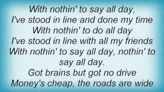 Air Supply - Ain't It A Shame Lyrics