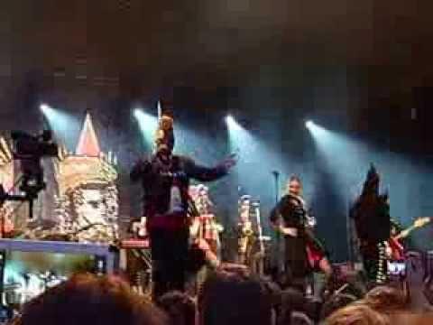 Leneingrad cowboys (Finland) 14/09/13 live at St. Petersburg 1