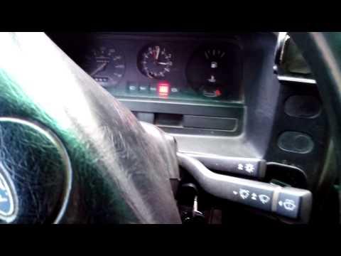 Der Volkswagen polo die Limousine auf 92 Benzin