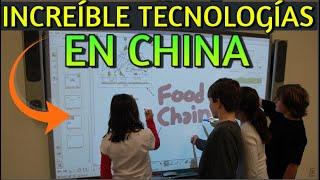 Impresionantes Tecnologías En China