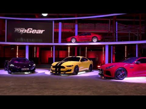 Chris Harris V8 Walkarounds | Top Gear: Series 25