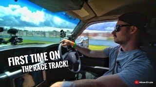 I Take My 4x4 to a Race Track
