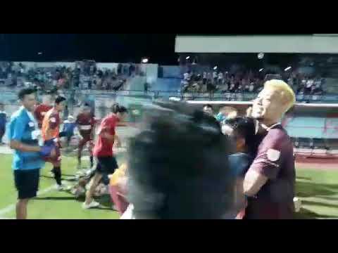 Video: PSM Rayakan Kemenangan atas Persela