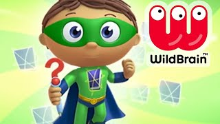 ✳️ Super Why Full Episodes HD ✳️  Goldilocks And The Three Bears | S01E06 | Cartoons For Kids