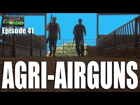 Agri-Airguns – AirHeads, episode 41