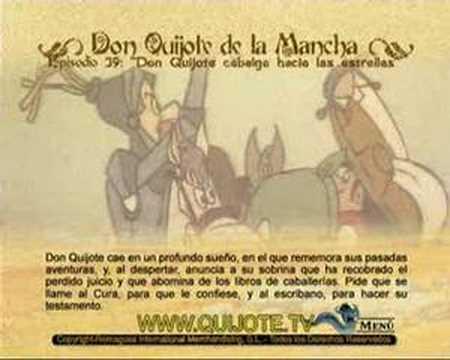 VideocuentoEpis.#39 Resumen DON QUIJOTE DE LA MANCHA (1979) - QUIXOTE