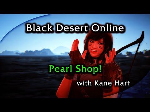 Black desert online pearl shop