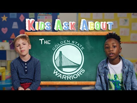 Kids Ask About The Golden State Warriors