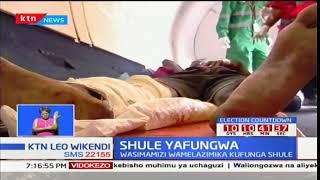 Shule yafungwa: Wasimamizi wa shule ya Lokichogio wafunga shule baada ya uvamizi