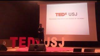 TEDxUSJ - Fouad Bechwati