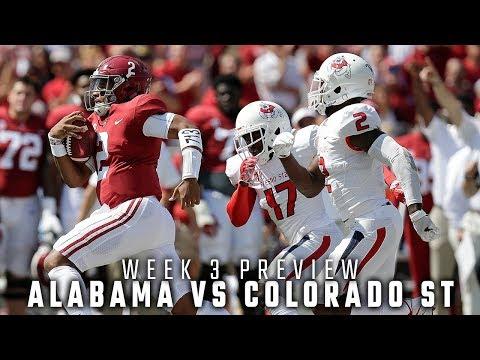 Grading Alabama heading into Week 3 of the season