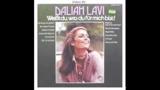 Daliah Lavi - Willst du mit mir gehen