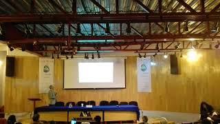 Parte 1, día 2,: 1er Encuentro de Organismos Auxiliares de Cuenca.