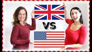 Accents - BRITISH vs AMERICAN: English Accents Around the World