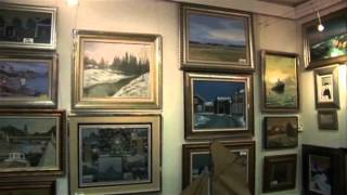 preview picture of video 'Galleria Galleria Old Art Oy Turku'