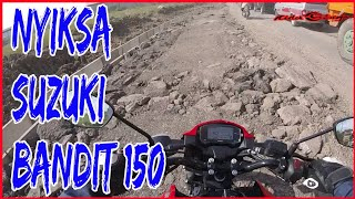 Suzuki Bandit 150 | Test Ride