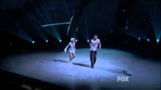 SYTYCD Eric Luna and Georgia Ambarian Season 8 Episode 11.avi