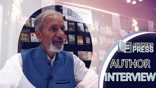 N.Y. BookExpo America | Raju Ramanathan Interview
