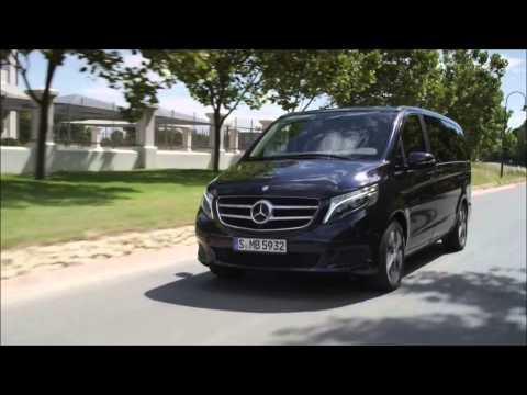 Mercedesbenz  V Class Минивен класса M - рекламное видео 3