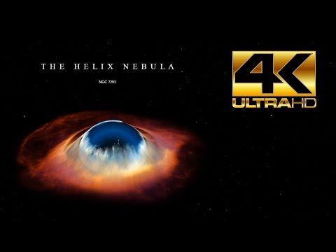 The Helix Nebula - 4K UHD