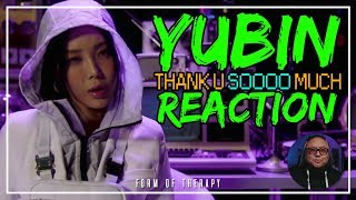 "Producer Reacts to Yubin ""Thank U Soooo Much"""