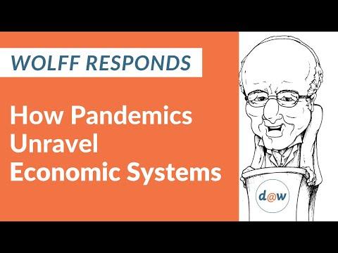 Wolff Responds  How Pandemics Unravel Economic Systems