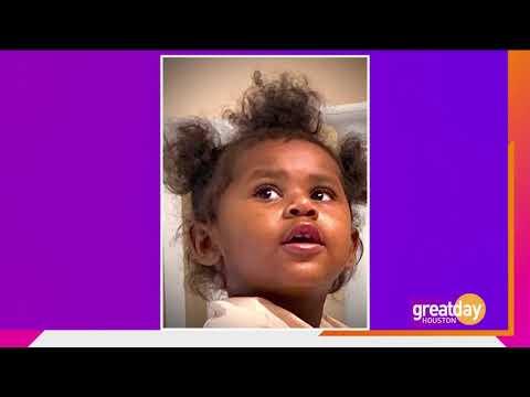 KHOU - Great Day Houston - Infantile hemangiomas